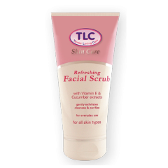 TLC Refreshing Facial Scrub for all Skin Types