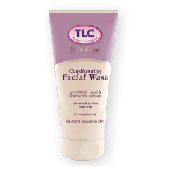 TLC Conditioning Facial Wash for Sensitive Skin