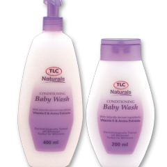 TLC Naturals Conditioning Baby Wash