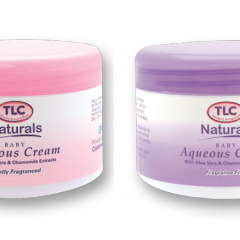 TLC Naturals Baby Aqueous Cream