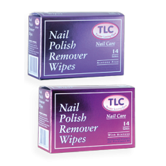 TLC Nail Polish Remover Wipes