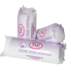 TLC Cotton Wool Rolls