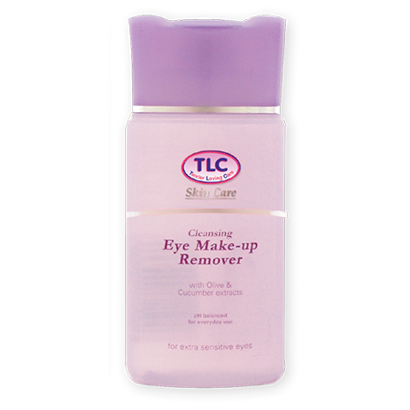 TLC Cleansing Eye Make Up Remover