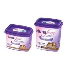 Nutrifem – Milk Chocolate