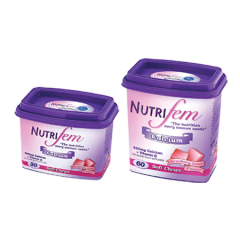 Nutrifem – Strawberry Cream