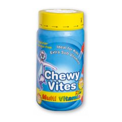 CHEWY VITES 60's Multi Vitamin Plus