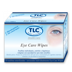 Eye Care Wipes
